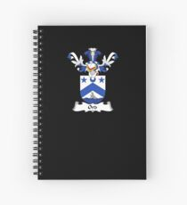 Ord Coat of Arms - Family Crest Shirt Spiral Notebook