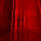 The red room by Fernando Cortés