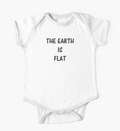 THE EARTH IS FLAT Kids Clothes