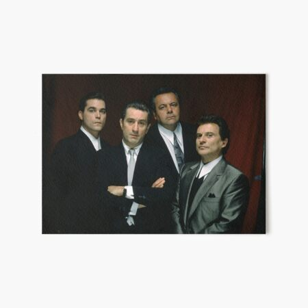 Goodfellas - the boys  Art Board Print