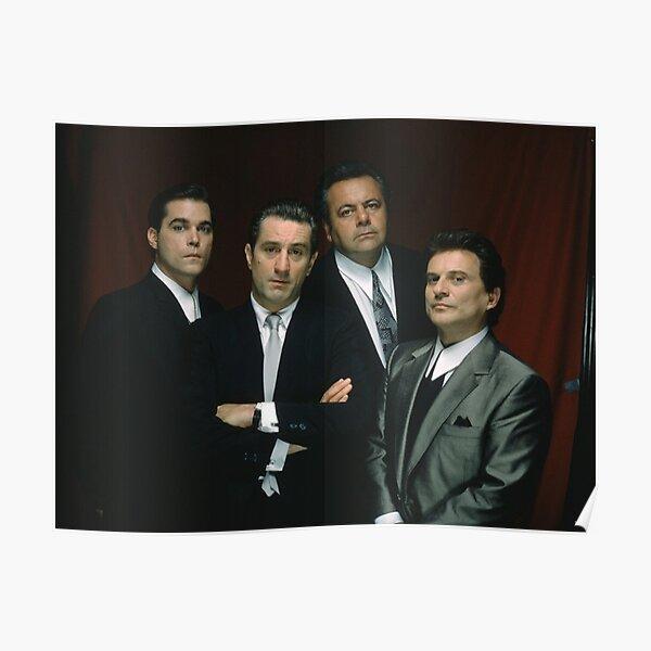 Goodfellas - the boys  Poster