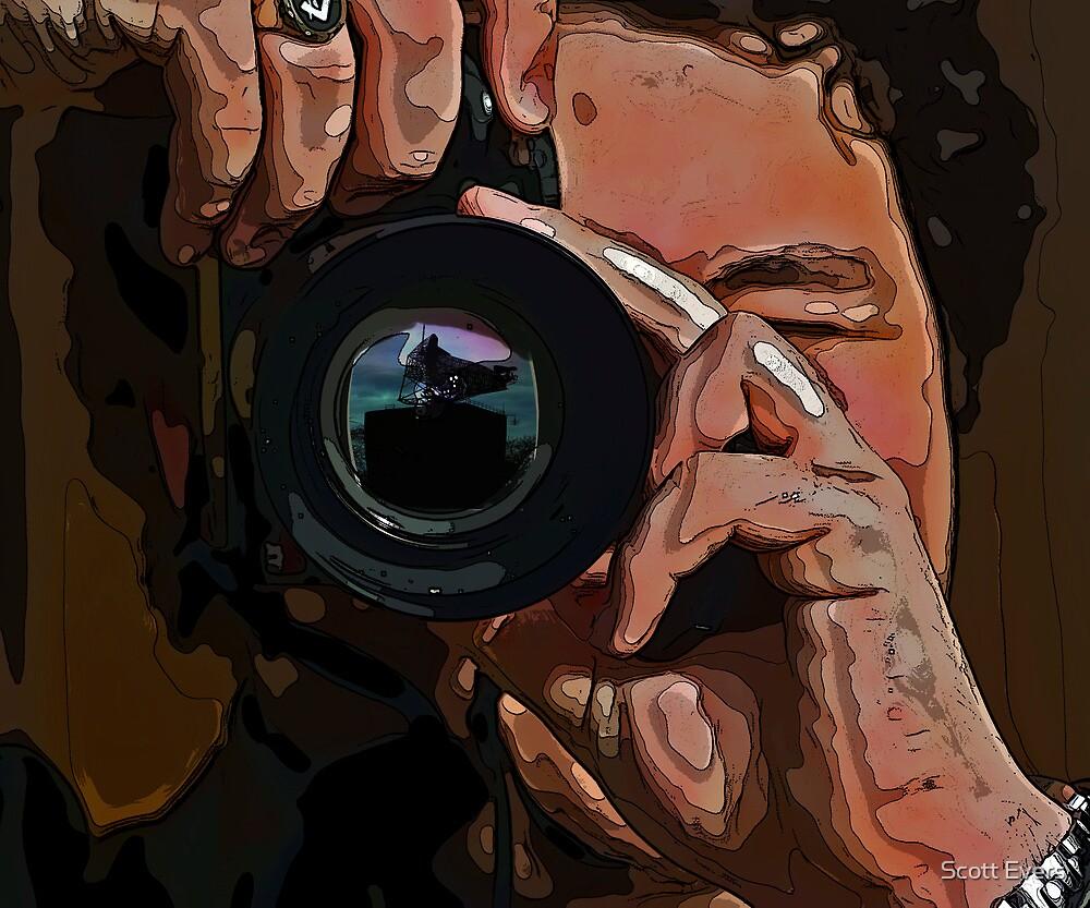 Agent Provocateur 2 by Scott Evers