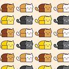 Meow-Bao the Catloaf by Sophia Adalaine Zhou