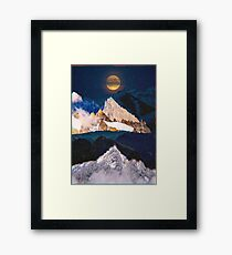 Landscape Collage #79 Framed Print