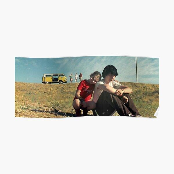 Little Miss Sunshine - Aveugle Poster