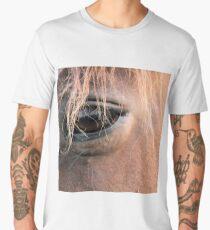 Encounter of the equine kind Men's Premium T-Shirt