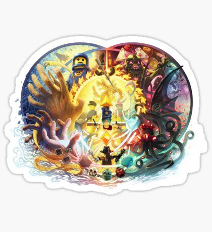Kosmology Sticker