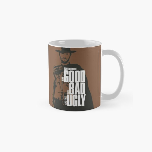 Clint Eastwood Mug classique