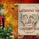 Wishing You A Happy Christmas by GothCardz