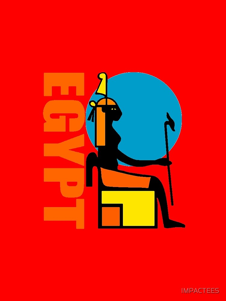 EGYPT by IMPACTEES
