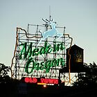 Made in Oregon - Portland, OR by searchlight