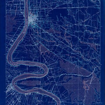 USGS TOPO Map Louisiana LA Baton Rouge 334256 1908 62500 Inverted by wetdryvac