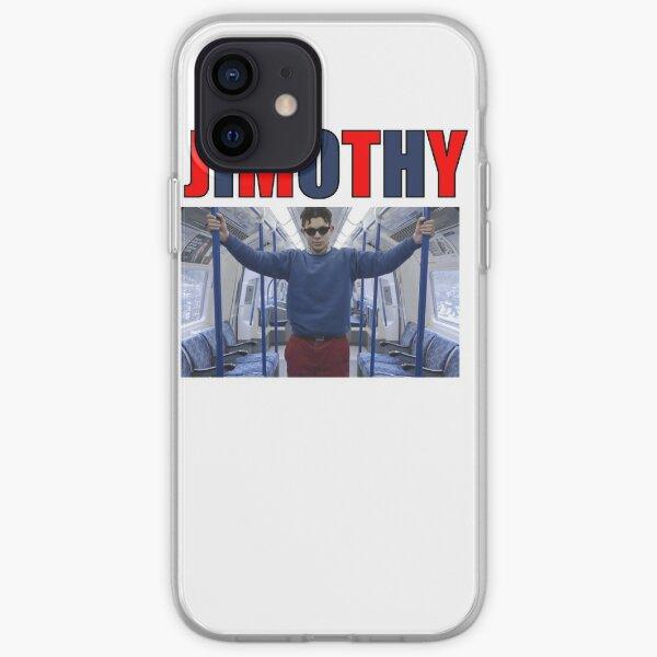 JIMOTHY LACOSTE Funda blanda para iPhone