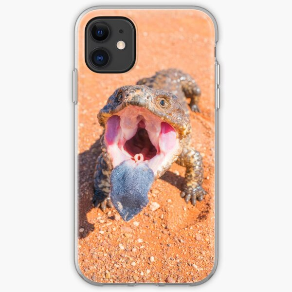 Shingleback Lizard iPhone Soft Case