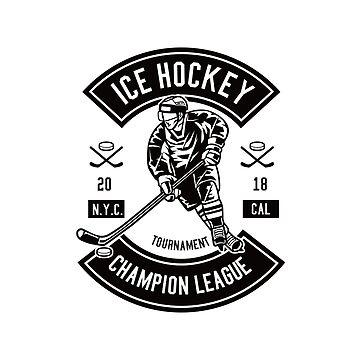 Ice Hockey Champion League by hypnotzd