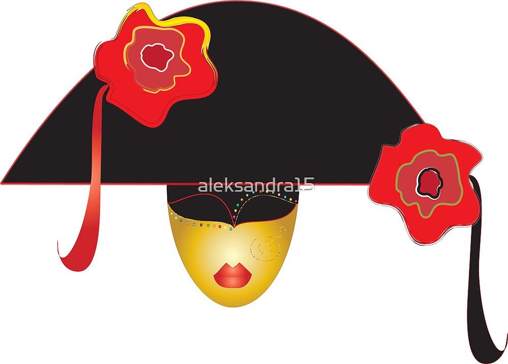 venice mask  by aleksandra15