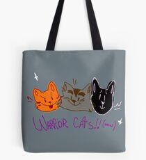 Warrior Cats - The Original Trio Tote Bag
