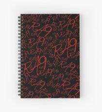 Cuaderno de espiral R A 9 - DETROIT: Conviértete en humano