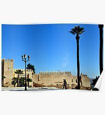 Fez, Morocco Poster