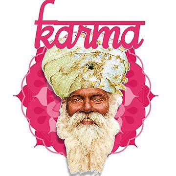 Karma by spirituart