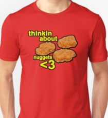 Thinking about nuggets <3 T-Shirt