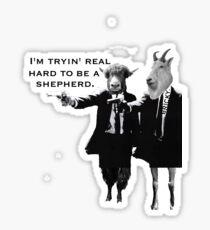Pulp Sheperd Sticker