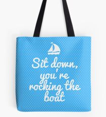 Sit down Tote Bag