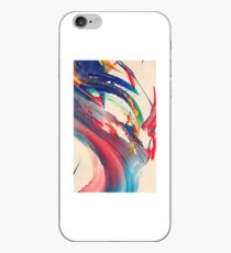 Abstract color  iPhone Case