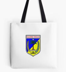 Seal of Central Sulawesi  Tote Bag