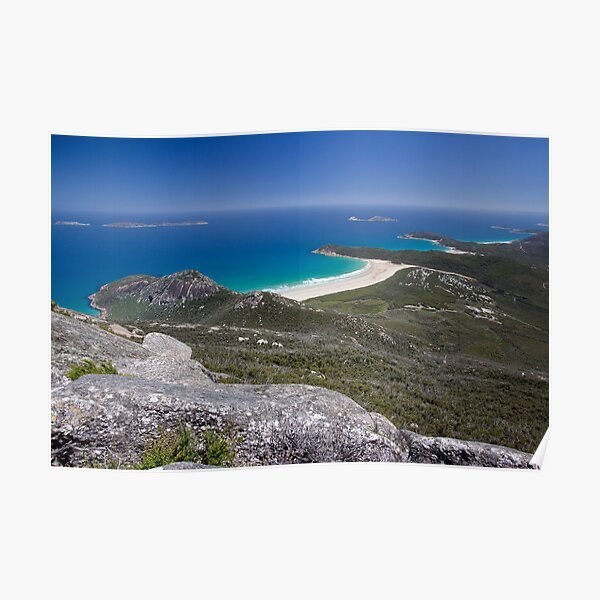 Tidal River and Norman Bay Poster