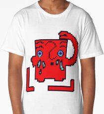Bad Trip Guy Pixelart Long T-Shirt