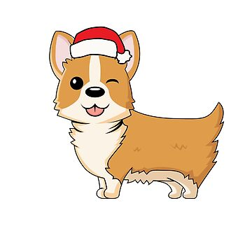 Merry Corgmas Funny Corgi T-Shirt Gift: | Happy Holidays | Dog Park Ready | Pet Owner | Furry Paws | by larspat