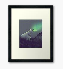 Lámina enmarcada Aurora