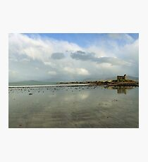 Ballinskelligs Castle, Kerry, Ireland Photographic Print