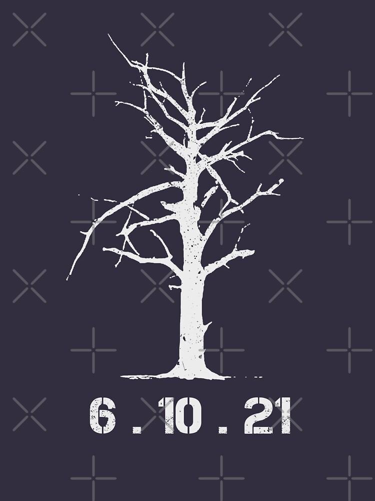 6.10.21 Tree (Blade Runner 2049) by VanHand
