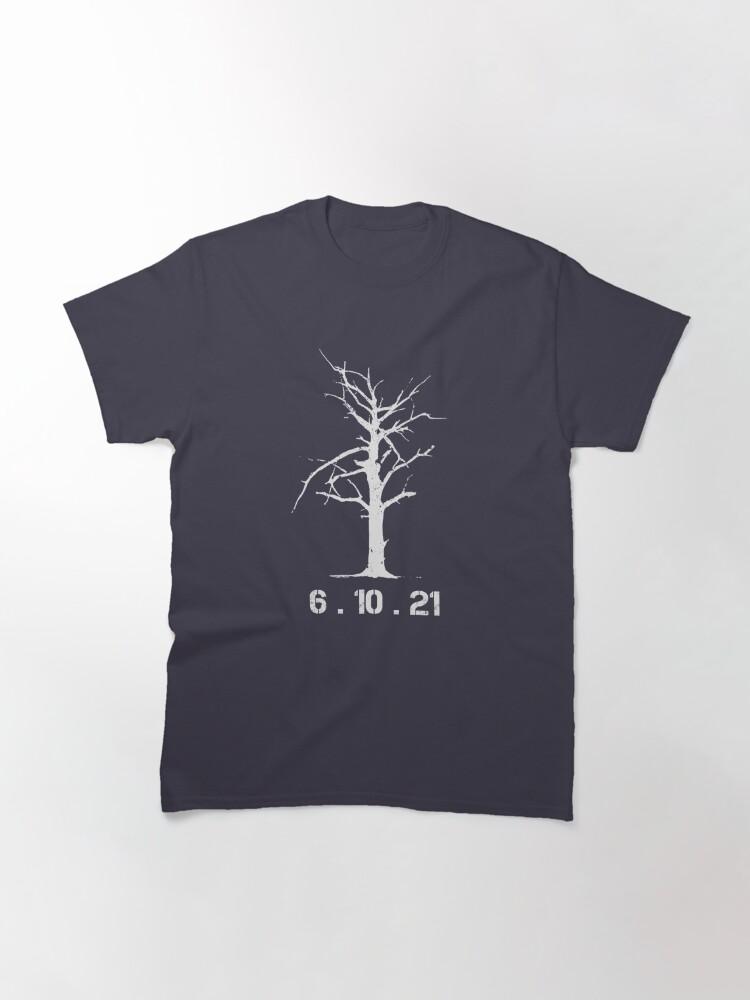 Alternate view of 6.10.21 Tree (Blade Runner 2049) Classic T-Shirt