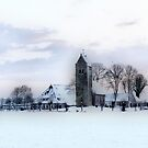 DUTCH WINTERSCENERY  by Johan  Nijenhuis