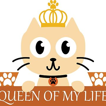 Queen of my life by Melcu