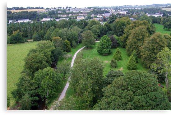 Blarney Castle Grounds & Blarney Town, Cork, Ireland by CFoley