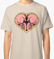 Valentines Day of the Dead Classic T-Shirt