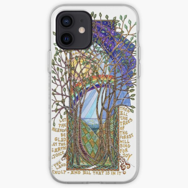 Sing for Joy - Psalm 86 iPhone Soft Case