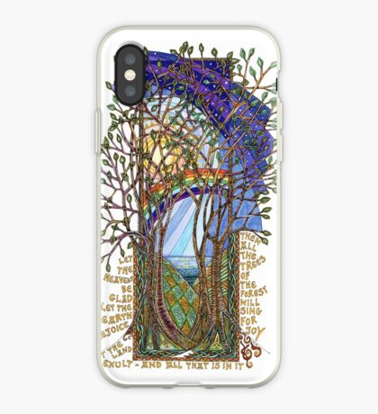 Sing for Joy - Psalm 86 iPhone Case