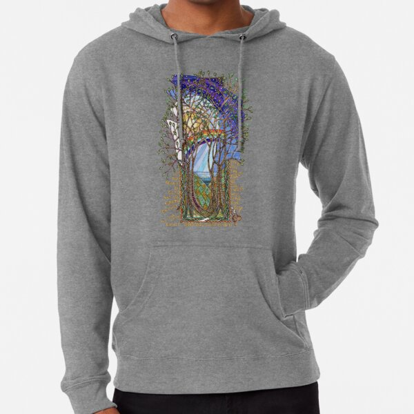 Sing for Joy - Psalm 86 Lightweight Hoodie