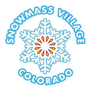 Snowmass Village, Colorado by dgpaul