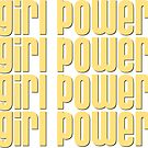 GIRL POWER - Style 29 by Maddison Green