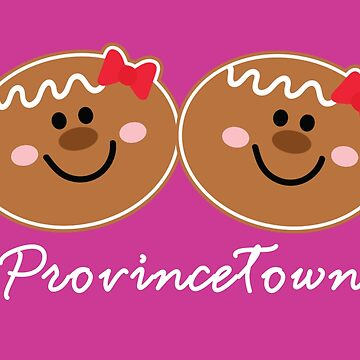 Provincetown Girls Gingerbread Lesbians by WigOutlet