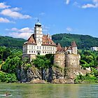 Castles Along The Danube  by Lanis Rossi