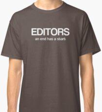 Editors Classic T-Shirt