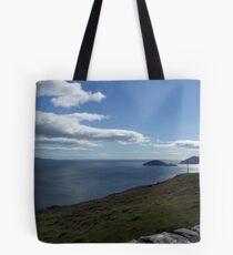 Sky meets Ocean - Kerry, Ireland Tote Bag