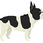 French Bulldog by Happy Dog Swag